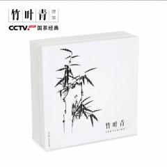 竹叶青  峨眉高山绿茶  特级(品味)禅竹礼盒  152克/盒