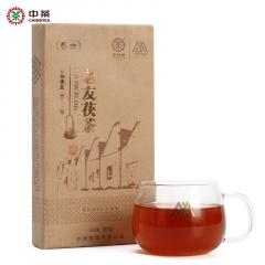 中粮中茶 百年木仓 HT2171老友茯茶 K8-5标制金花茯茶 800克/片