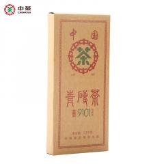 2017年中茶 百年木仓 HT6019 中茶9101青砖茶 安化黑茶 1700克/盒