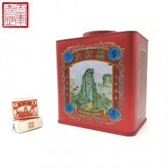百年奇苑 大红袍 武夷岩茶 古早味  一级 500克/罐