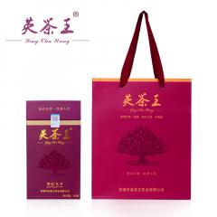 英茶王 秋香英九 正宗英德红茶 150克/盒