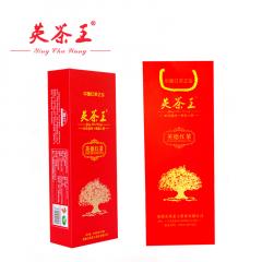 英茶王 英德红茶 红色长形礼盒 100克/盒