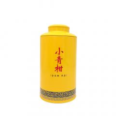 2017年云鼎柑普 小青柑(古法全生晒·熟茶)布朗宫廷熟茶  150克/罐