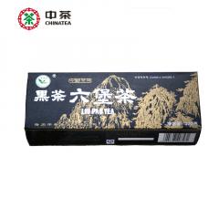 2015年 中茶六堡茶 5001多特利黑盒 散茶 200克/盒