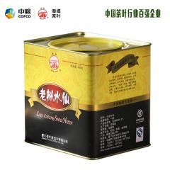 中茶 海堤茶叶 AT110 老枞水仙  大岩水仙 400克/罐