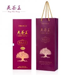英茶王 虫口茶英红九号 正宗英德红茶 100克/盒