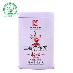 三鹤六堡茶 初心 广西六堡茶 150克/罐