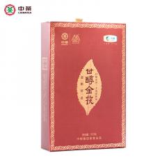 中茶百年木仓 HT2222甘醇金茯 金花茯砖 礼盒装 950克/盒