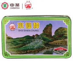 中茶 海堤茶叶 AT105水仙种茶 大岩水仙 乌龙茶 60克/盒