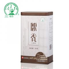 三鹤六堡茶 陈香 广西黑茶 梧州六堡茶 200克/罐