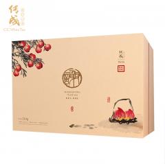 传成老树白茶 9516(19)寿眉礼盒 投桃报李礼盒 210克/盒