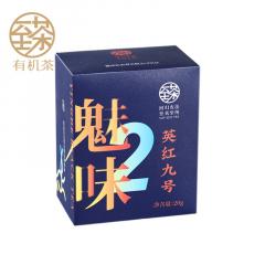 德高信 至茶有机茶·魅味2  英红九号 20克/盒