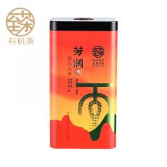 德高信 至茶有机茶·芳润 英红九号 75克/罐