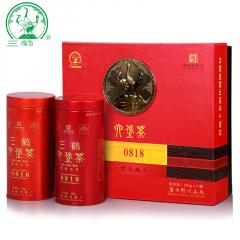 三鹤六堡茶 0818 广西六堡茶 礼盒装 400克/盒