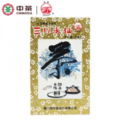 中茶 海堤茶叶 XT806三印水仙 大岩水仙 乌龙茶 110克/盒
