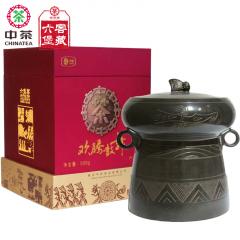 中茶六堡茶 欢腾鼓舞 梧州六堡茶 500克/罐