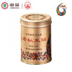中茶海堤茶叶 海堤65周年珍藏版老枞水仙 125克/罐