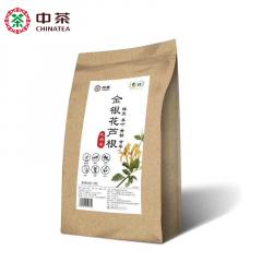 中茶 金银花芦根 代用茶 60克/袋