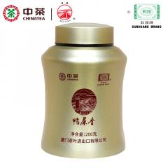 中茶海堤茶叶 ST03DS敦煌牌鸭屎香凤凰单枞 乌龙茶 200克/罐