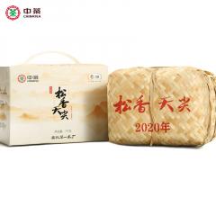 中茶 HT4039松香天尖 安化黑茶 篾篓装天尖散茶 1000克/盒