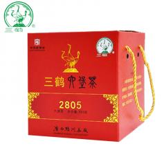 三鹤六堡茶 2805六堡茶 广西六堡茶 500克/盒