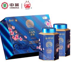 中茶海堤茶叶 水金龟岩茶礼盒 乌龙茶 武夷岩茶 200克/盒