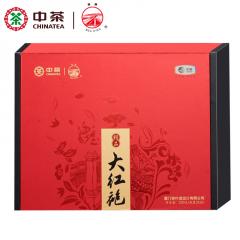 中茶海堤茶叶 AT679精品大红袍茶 武夷大红袍礼盒装 200克/盒