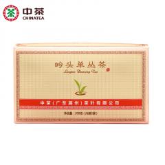 中茶 GT101岭头单丛茶 潮州单丛茶 200克/盒