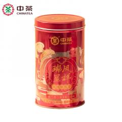 中茶 瑞凤呈祥·凤凰单丛茶 蜜兰香 广东乌龙茶 125克/罐